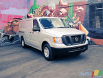 2012 Nissan NV First Impressions