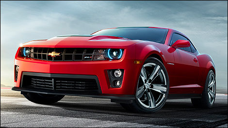 Chevrolet Camaro ZL1 2012 (Photo: General Motors)