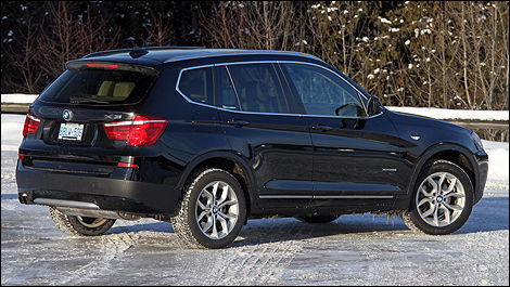 2011 Bmw X3 First Impressions Editor S Review Car Reviews