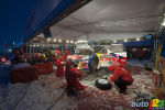 WRC: Photo gallery of the Rally Sweden