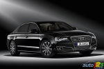 Audi introduces the new and exclusive A8 L Security
