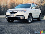 2011 Acura MDX Elite Review