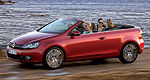 Geneva 2011: Introducing the new VW Golf Cabrio