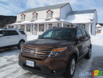 2011 Ford Explorer Limited 4WD First Impressions