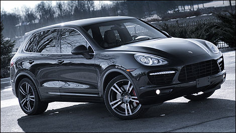 Porsche cayenne 2011 review