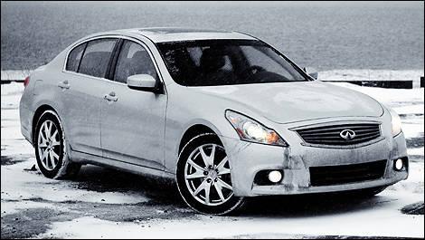 2011 Infiniti G37x Awd Sport Review Editor S Review Car Reviews