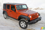 Jeep Wrangler Unlimited Rubicon 2011 : essai routier