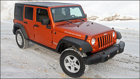 The 2011 Jeep Wrangler Unlimited Rubicon Is Ideal For A Small Family Of  Explorers. (Luc Gagné/Auto123.com)