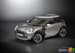 Geneva 2011: MINI Rocketman concept makes a splash