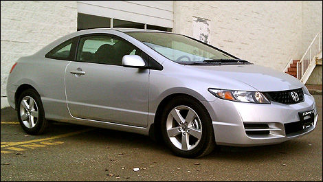 2011 Honda Civic Coupe Se Review Editor S Review Car