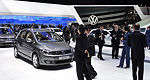 Geneva 2011: Volkswagen, headed for the top