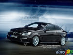 Montage photo : Mercedes-Benz C63 AMG Coup� Black Series 2012