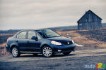 2011 Suzuki SX4 Sport Sedan Review