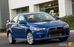 2011 Mitsubishi Lancer Ralliart Review
