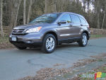 2011 Honda CR-V EX-L Navi Review