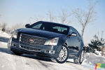 2011 Cadillac CTS Coupe AWD Review