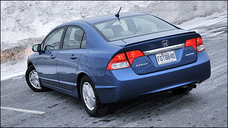 2011 Honda Civic Hybrid Review