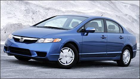 Awesome 2011 Honda Civic Hybrid Review