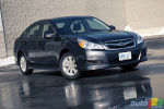 2011 Subaru Legacy 2.5i Convenience Review