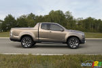 Next-gen Chevrolet Colorado miles from previous model