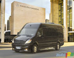 The Sprinter, a luxury vehicle? Absolutely.