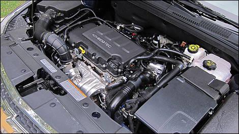 2011 chevy cruze turbo specs