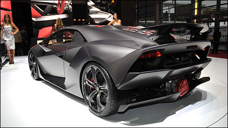2012 Lamborghini Sesto Elemento For Sale Car News Auto123