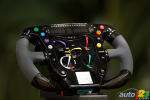 F1: Photo gallery of the steering wheels of the Formula 1 cars