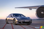 Porsche unveils the 2012 Panamera Turbo S