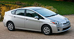 Toyota resumed production of three hybrids