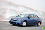 3D Photo gallery of the 2011 Honda Civic Hybrid