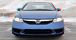 Galerie photo 3D de la Honda Civic Hybride 2011
