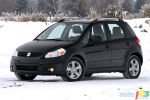 2011 Suzuki SX4 JLX AWD Review