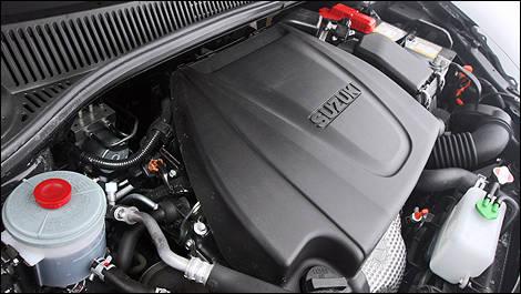 Suzuki Sx  Mode Awd