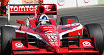 IRL: Jimmy Vasser et Target Chip Ganassi Racing sur le Walk of Fame de Long Beach