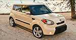 New York 2011 : un lifting pour le Kia Soul 2012