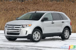 2011 Ford Edge SE Review