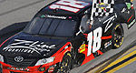 NASCAR: Kyle Busch wins wild one in Talledega