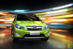 Subaru unveils the XV Concept: the next 5-door Impreza?