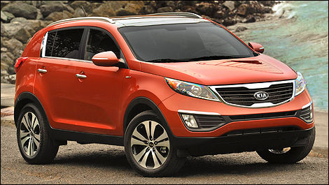 When We Talk About Successful Products, We Canu0027t Help But Mention The Kia  Sportage. (Photo: Kia)