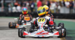 Karting: David Schumacher suit les traces de son père