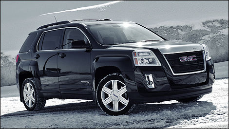 Gmc Terrain Sle  Review