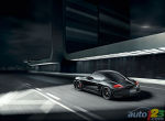Porsche introduces another Black Edition, for the 2012 Cayman S