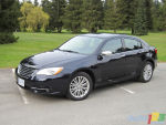 Chrysler 200 Limited 2011 : essai routier