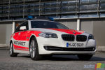 BMW and German emergency services continue their partnership