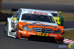 DTM: Album photos de la premi�re victoire de Mike Rockenfeller en DTM