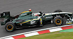 F1: Team Lotus s'attaque au Circuit de Catalunya