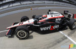 IndyCar: Will Power is fastest in front of Alex Tagliani (+photos)