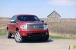 2011 Ford F-150 Platinum SuperCrew 4x4 EcoBoost Review