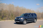 2011 Nissan Pathfinder LE Review